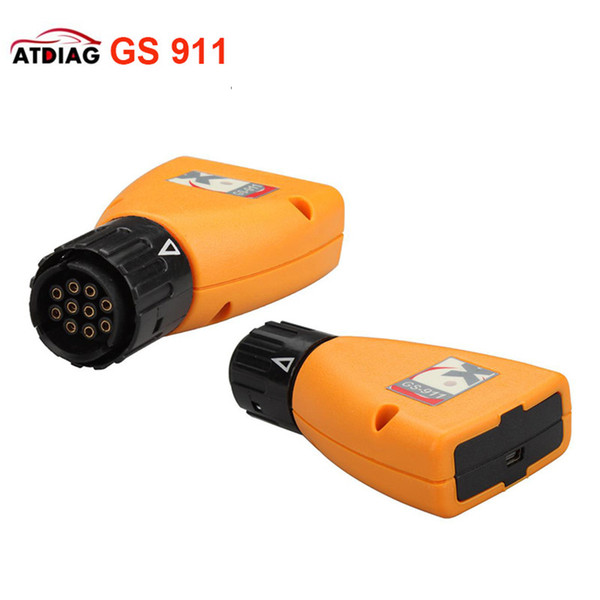 Diagnostic-tool GS-911 V1006.3 Emergency Professional Diagnostic Tool For BMW Motorcycles GS911 with factory price