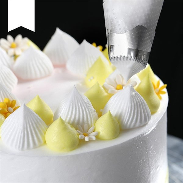 2019 Large Size Square Icing Piping Nozzles Cake Decorating Pastry Tip Sets Fondant Cake Mold Tools Dessert Decorators Ct0436 From Sunnytech 0 59
