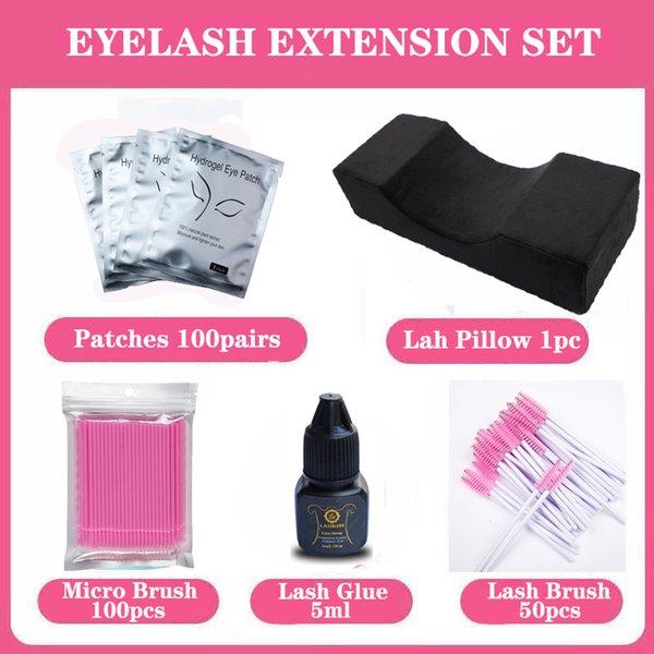 Lash Extension Set