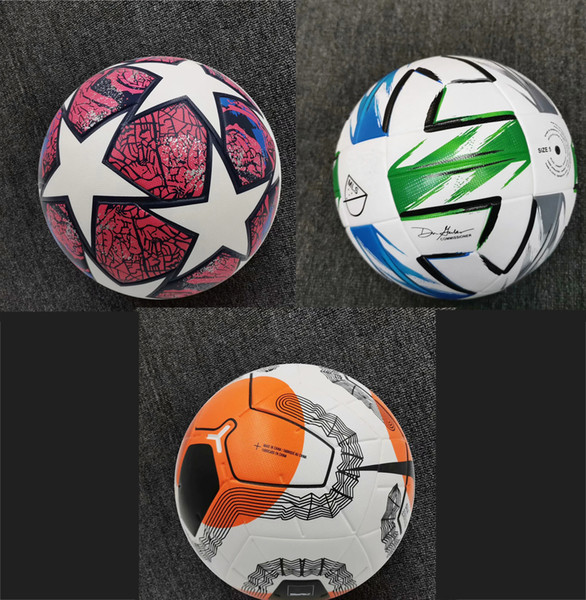 best selling 2020 Franklin sports soccer MLS badge football Major League of America Machine sewing PU game training Soccer Ball