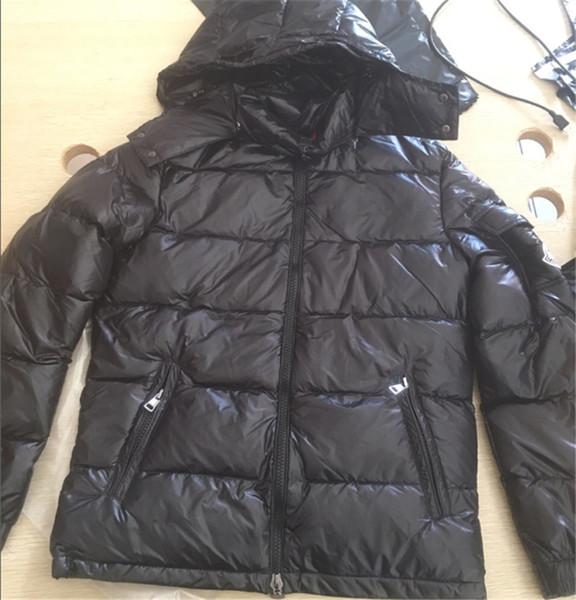 Vestes d'hiver Mens New Designer Marque Veste Manteau Parkas bas luxe manteau coupe-vent hommes femmes zipper B100308K veste sweat à capuche