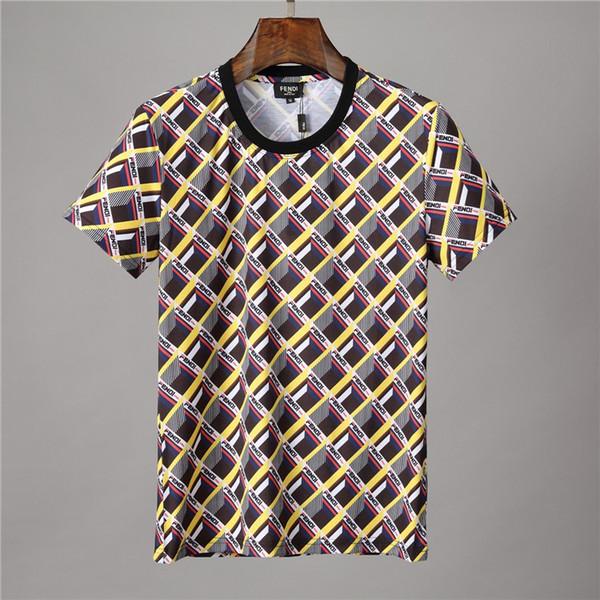 mens designer t shirt O colletto donna magliette 5180 manica corta Paris Italia Marca stampa stile Hip Hop cotone di alta qualità Nuovo