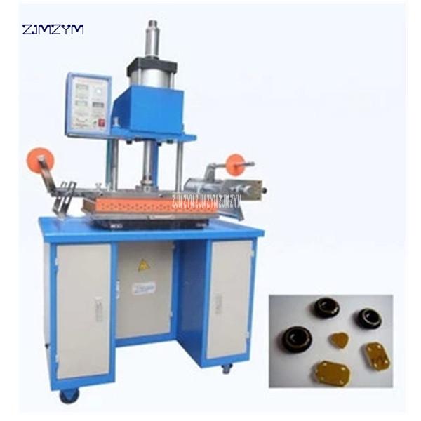 Máquina JD350 Hot Stamping máquina pneumática Bronzing para o couro cartão de PVC e papel estampagem estampagem 350 * 500 milímetros