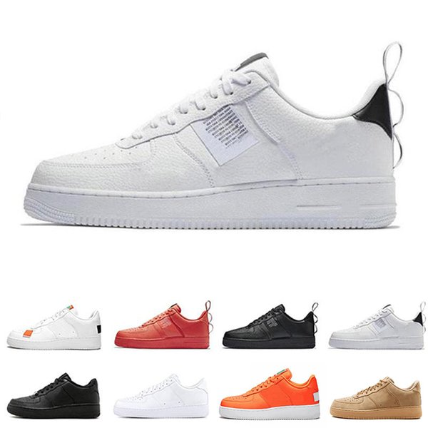 LUCK discount One 1 Dunk Men Women Running Shoes Sports Skateboard Ones Shoe High Low fashion lujo para hombre mujer diseñador sandalias zapatos