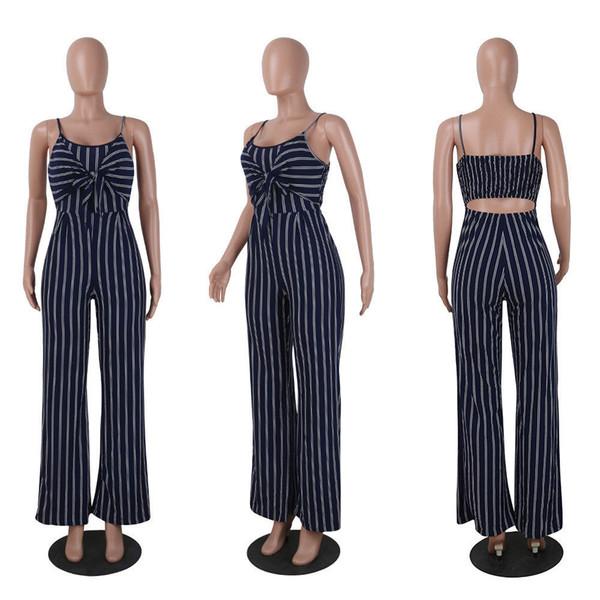 Летняя женская клубная одежда комбинезон комбинезон комбинезон ползунки длинные брюки