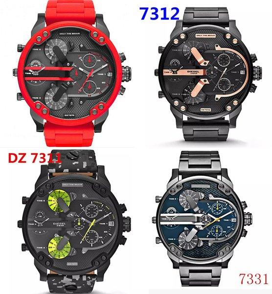 베스트 셀러 패션 남자 시계 dz 럭셔리 시계 브랜드 몽블랑 남자 군사 석영 손목 시계 시계 relogio masculino rejoles