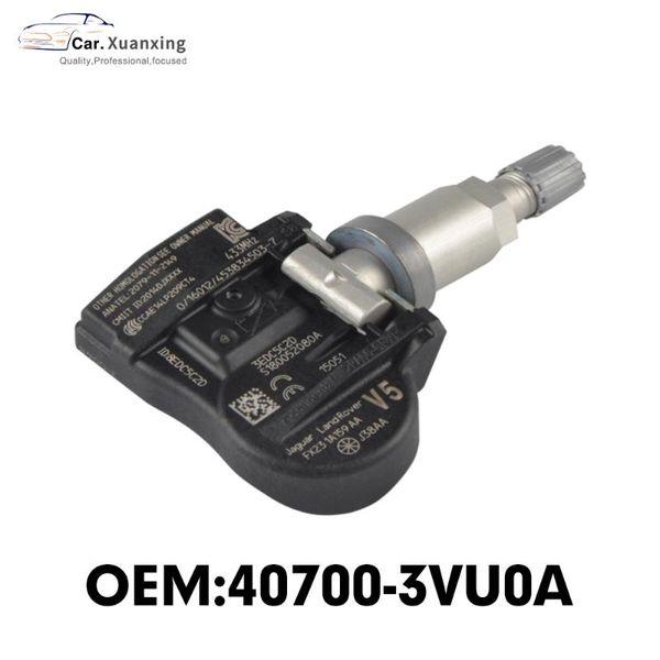 top popular 407003VU0A Tire Pressure Sensor Monitoring System 433MHZ TPMS For NOTE QASHQAI TIIDA Hatchback X-T ESPACE KOLEOS 2021