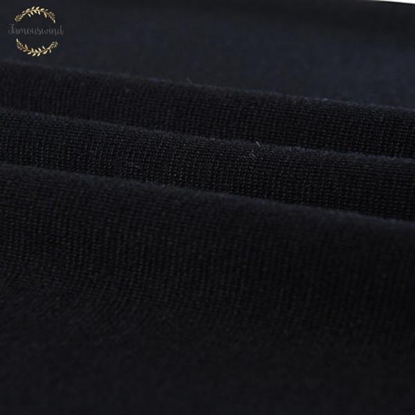 Winter Autumn Pants Korean Hi Q Two Buttons Magic Skinny Trousers Black Leggings Pencil Pants Elastic Slim Women
