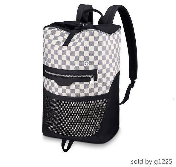 Nuovo N40018 Matchpoint zaino di modo degli uomini Zaini affari del messaggero del Tote Bags Softsided Bagagli Borsa di Rolling