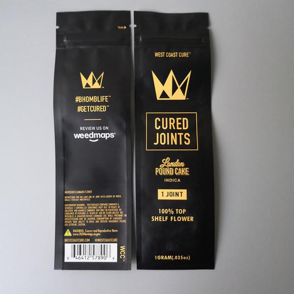 seulement des sacs (1 pcs cure sac joint)