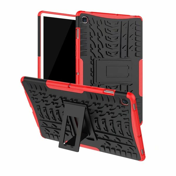 Per Samsung Tab S5E 10.5 Custodia In plastica TPU Hybrid Combo Armatura Nuova copertura per Samsung Galaxy Tab S5E 10.5 T720