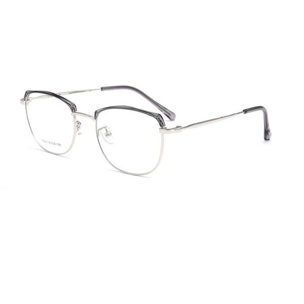 Woman Optical Frame Eyebrow Design Metal Rectangle Shape Super Thin New Fashion Eyewear Glasses Free Shipping R963
