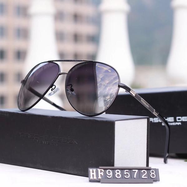 Summer mens Designer Occhiali da sole Occhiali da sole di lusso Fashion Brand Adumbral Occhiali UV400 985728 di alta qualità con scatola all'ingrosso 4 colori