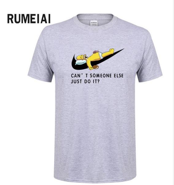 2019 Top venda quente marca de verão t camisa dos homens casual de manga curta de algodão tops tees impressão homens t camisa hip hop masculino T-shirt