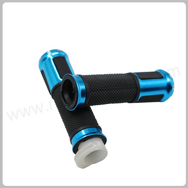 Handlebar Tape Cycling Lockable Handle Grip Road Bike Aluminum Alloy Rubber Anti-slip Grips