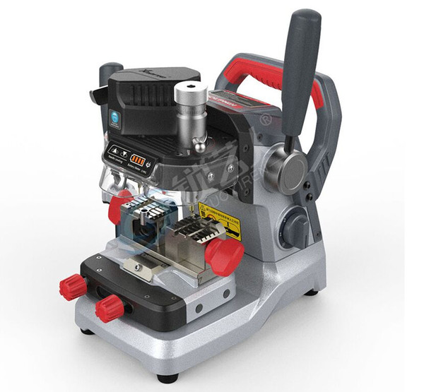 100% original Xhorse VVDI Cóndor XP007 Fresado plano Auto Car Key Cutting Machine Vertical Internal manual key machine MFP