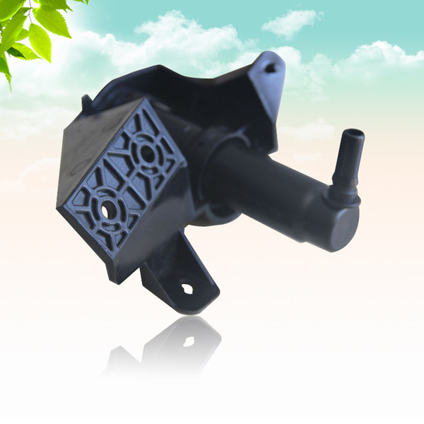 CAPQX Front bumper headlamp headlight water spray nozzle For KIA Sportage 2015 washer Actuator pump 98672-C5000
