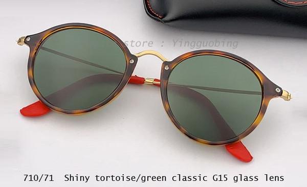 shiny tortoise/green classic G15