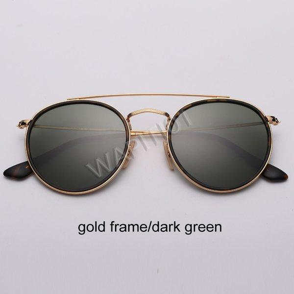 001 altın koyu yeşil