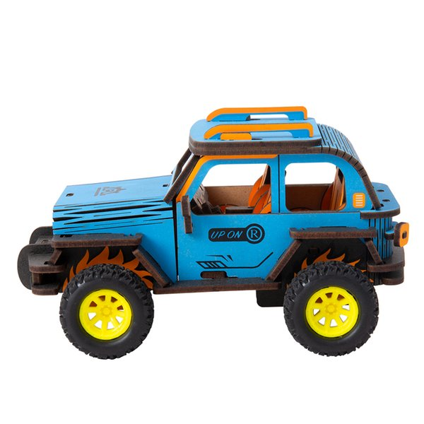 HL201 Off-Road Jeep