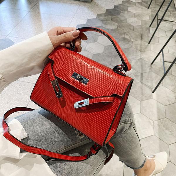 2019 Novas mulheres sacolas de Couro bolsa de Ombro sacolas Tote sacos Do Mensageiro saco de Senhoras Bolsa Feminina Sacs ruishi / 5