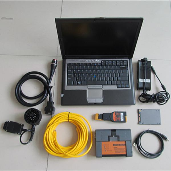 for bmw scan tool for bmw icom a2 diagnose with ssd 480gb expert mode in d630 for dell laptop win7 all cables full