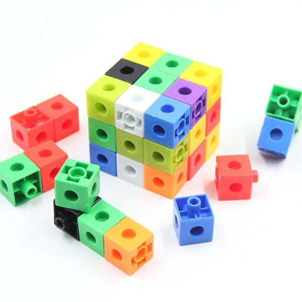 Головоломки Игрушки Обучающие Кубики Обучающие Случайные комбинации Подсчет Самосоздание Головоломки Образовательные Игрушки Подарочные