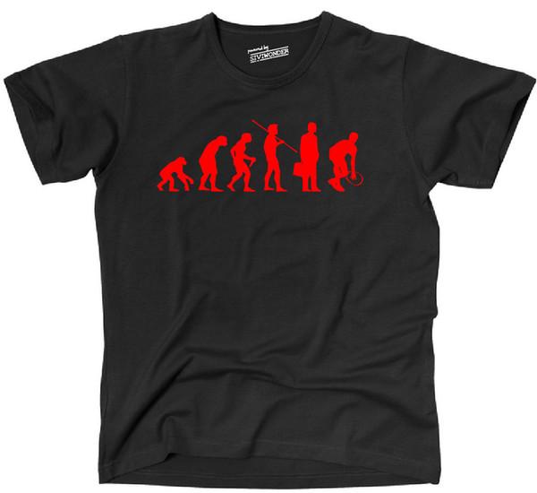 T-Shirt EVOLUTION TENNIS Ball Netz Sport Siviwonder Lustige freie Unisex-T-Shirt-Spitze