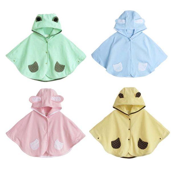 Baby Cloak Coat Jacket Infant Outwear boys girls spring autumn summer cute cotton cape