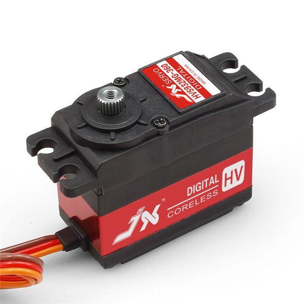 JX Servo PDI-HV5932MG 30KG Large Torque 360 High Voltage Digital Servo For RC Model Parts Vehicles Remote Control Toys