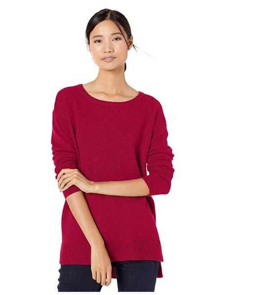 100% merino wool women sweater midweight base layer women thermal warm wool swater european size s-xl 160gsm thumbnail