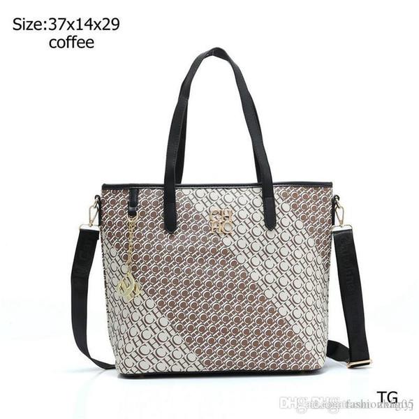 Les meilleures femmes de qualité sac sacs fourre-tout en cuir véritable plus grands designers de qualité sacs à main dames sacs à main de mode sac à bandoulière # 6007