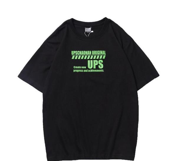 2019 Camiseta del hombre de la moda de diseño de lujo de Europa América respirable cómodo de alta calidad camisetas hip hop Calle mujer del deporte al aire libre CALIENTE 66
