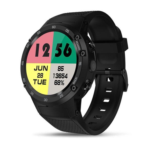 Zeblaze THOR 4 Smart Watch Support 4G LTE Wifi GPS Call Smartwatch Android 7.0 MTK6737 Quad Core 1GB+16GB 5.0MP 580mAh Men watch