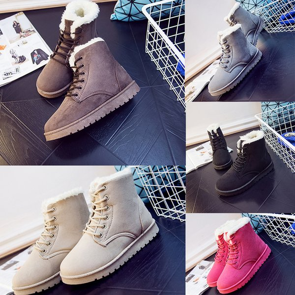 good quality Australia Classic Leather Snow boots 5 Colors zapatos mujer Ankle Boots for Women girl Winter Boots botas femininas women Shoes