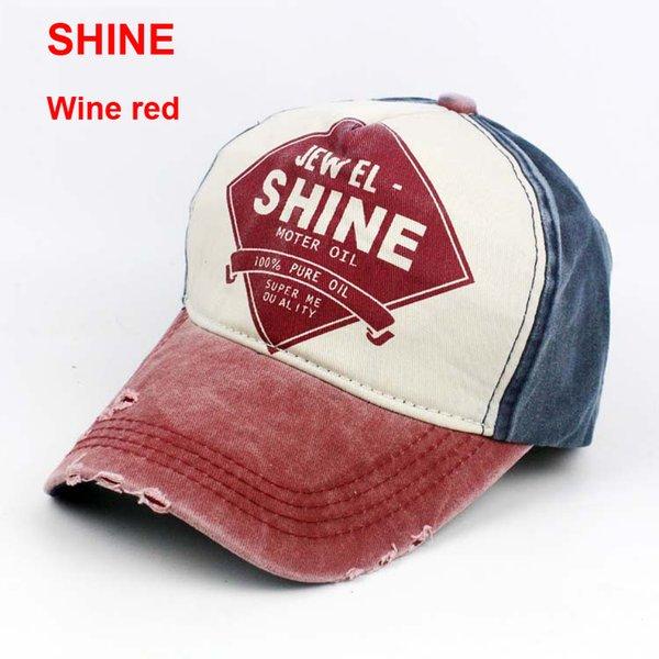 Kırmızı şarap parlaklık