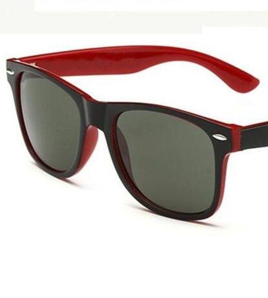 Marka Yeni 2140 50mm Yüksek kalite Markalar Tasarımcılar Moda Erkekler Güneş Gözlüğü UV Koruma Açık Spor Vintage Kadınlar Güneş Retro gözlük