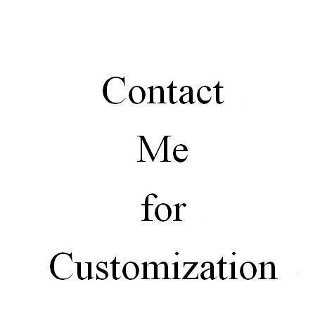 Contact for Customization