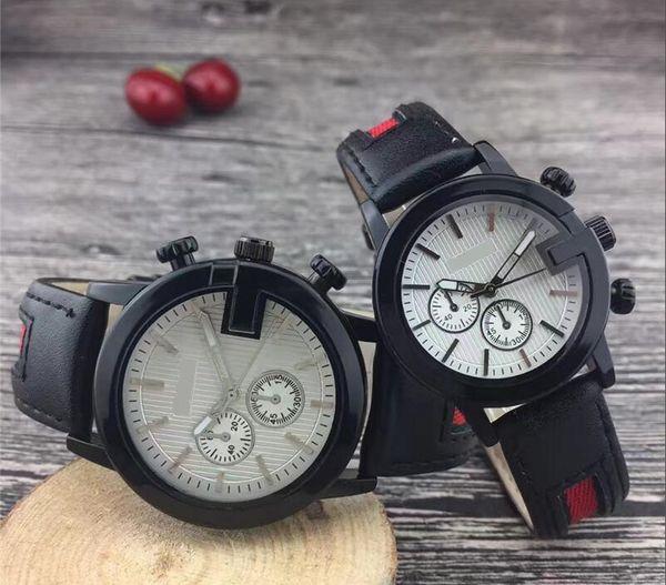 Simple men women Daniel watches 40mm Men watches 32mm women watches Luxury Quartz Watch Female Clock Relogio Montre Femme Wristwatches