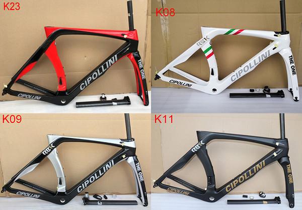 2019 Cipollini RB1K 3K carbon frame road bike frameset carbon road bicycle frame XXS/XS/S/M/L BB86 BSA BB30 cadre carbone
