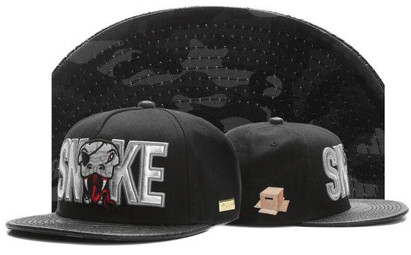 2019 wholesale cayler sons snapback hats casquette bone Braves Snake snap back dad hat Cayler&Sons ball Adjustable cap