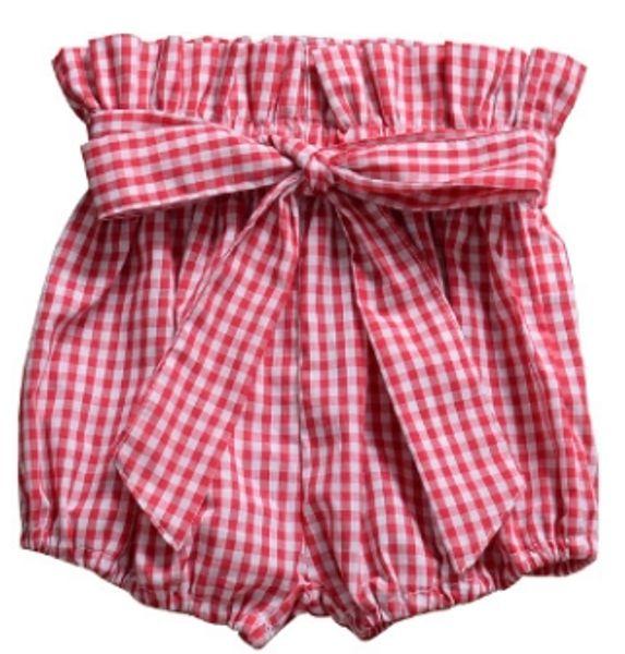 #5 Floral Print Girls Shorts