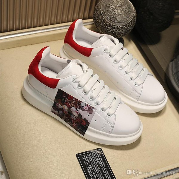 A1 Women Casual Shoes amantes de couro Dad Platform Chunky Shoes Moda Mulher planas Sneakers Grosso Sole Tenis Basket Zapatos de mujer