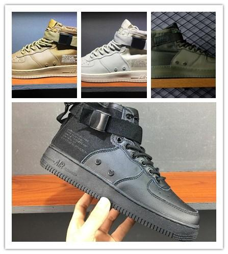 44e433ff2 Special Field Airs Mid Forces SF 1 MID Sports Shoes Camo QS Military Boots  High-