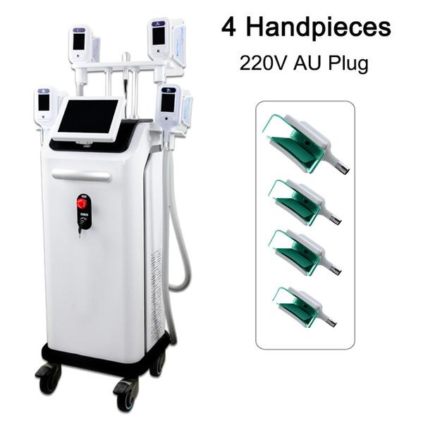 4 alças / 220V AU Plug