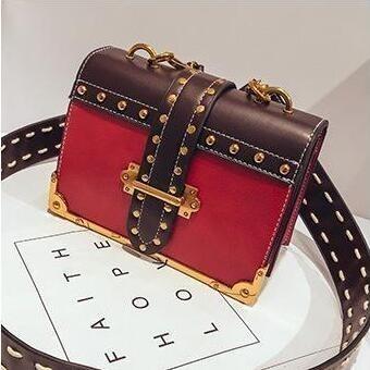 top popular 2019 new L bags free shipping high quality female handbags, high-end designer L shoulder bag 2019
