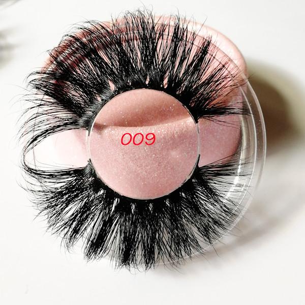 25mm Lashes Dramatic Mink Lashes Soft Light Weight Eyelashes Long Lashes Crisscross Full Volume False Eyelashes Makeup 11