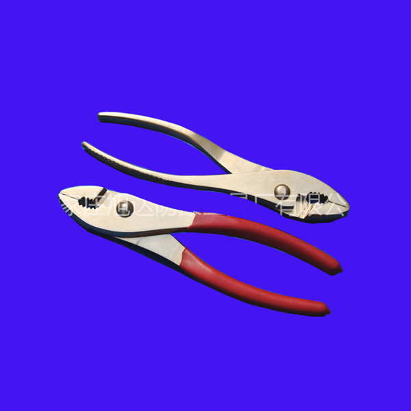 1811 Non-sparking and Non magnetic Pliers adjustable