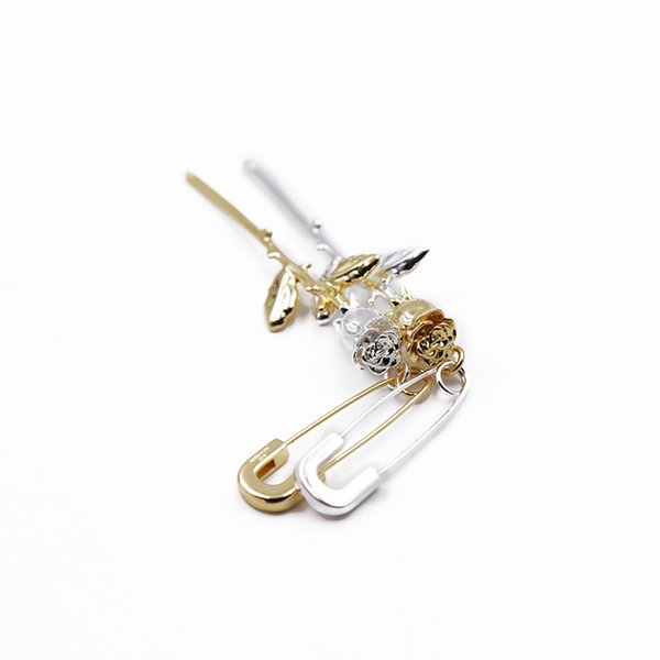 2018n new hot sell HERON PRESTON AMBUSH rose CHARM earrings Necklaces CHAIN18 HP I Love You To The Moon and Back Necklace free ship