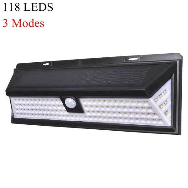118 LED 3 Modes